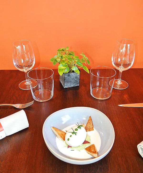 Chef à domicile Image - Restaurant Léonie