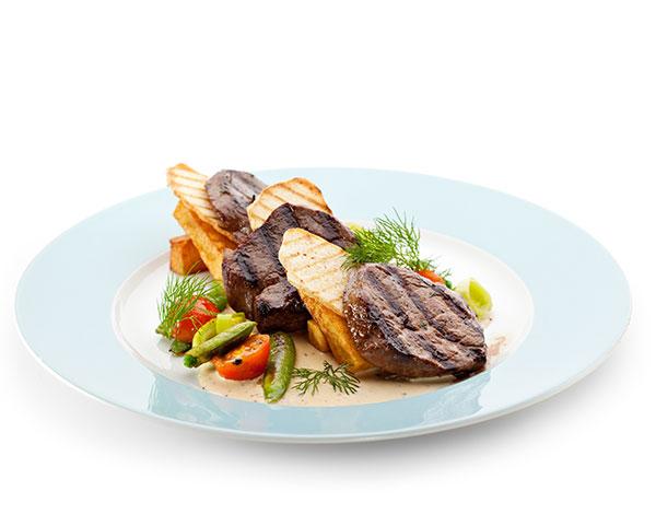 Côte de boeuf pour 2 personnes - Restaurant Léonie
