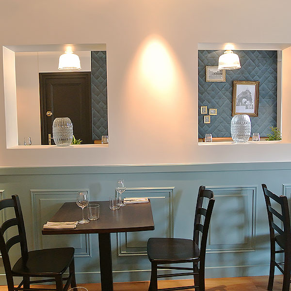 Restaurant Bistrot à Biarritz : Léonie - Accueil A propos