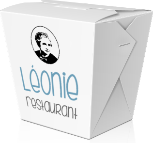 Plat à emporter chez Léonie : Restaurant Bistrot à Biarritz